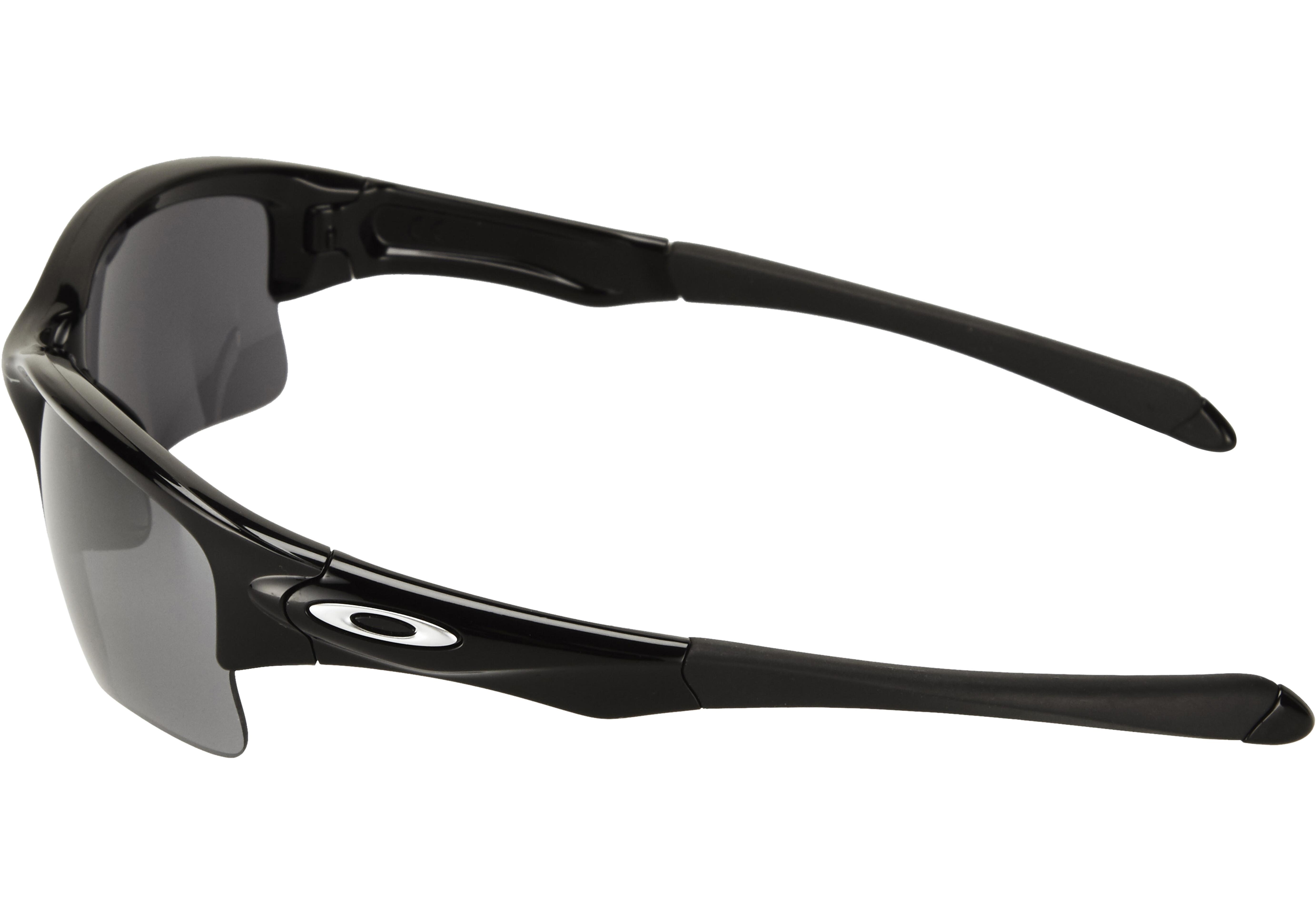 554ef5540a Oakley Quarter Jacket - Lunettes cyclisme Enfant - noir - Boutique ...